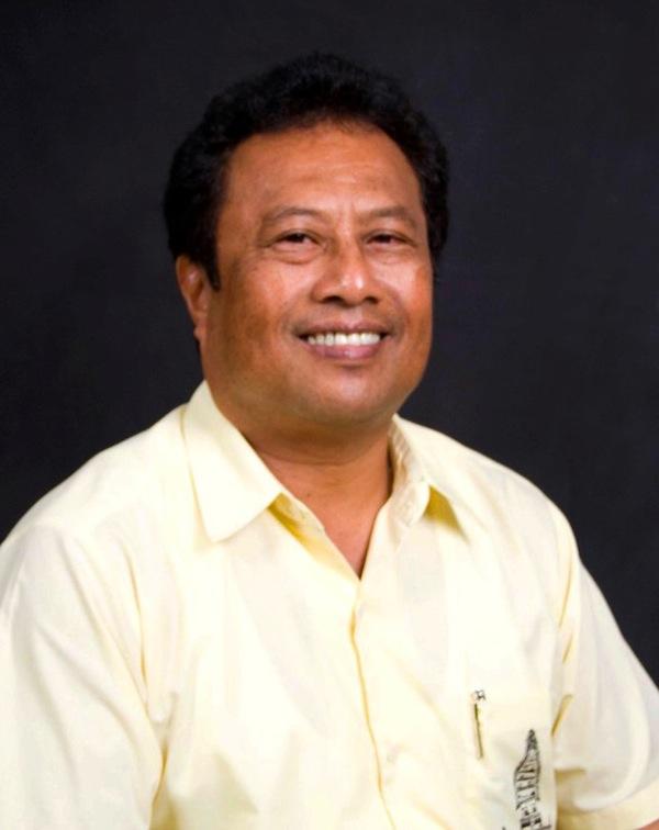 President Remengesau, Palau