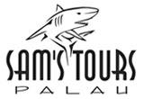 Sams Tours Palau Logo