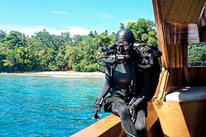 Bunaken Oasis Dive Resort & Spa - Diving