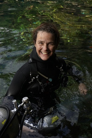 Yucatan Dive Trek welcomes Christine Loew