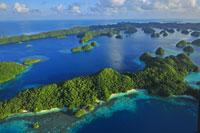 Helicoptertour Palau