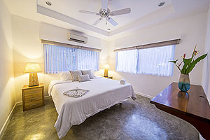 Salaya Beach Houses-Bedroom