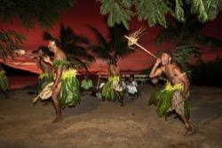 Meke Fijian Dance